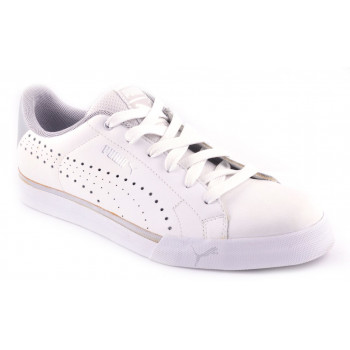 Puma Game Point white-gray violet Черевики